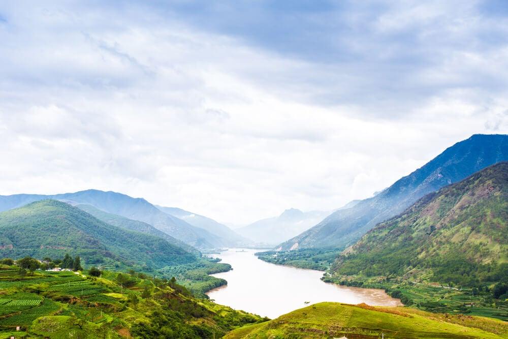 Río Yangtzé