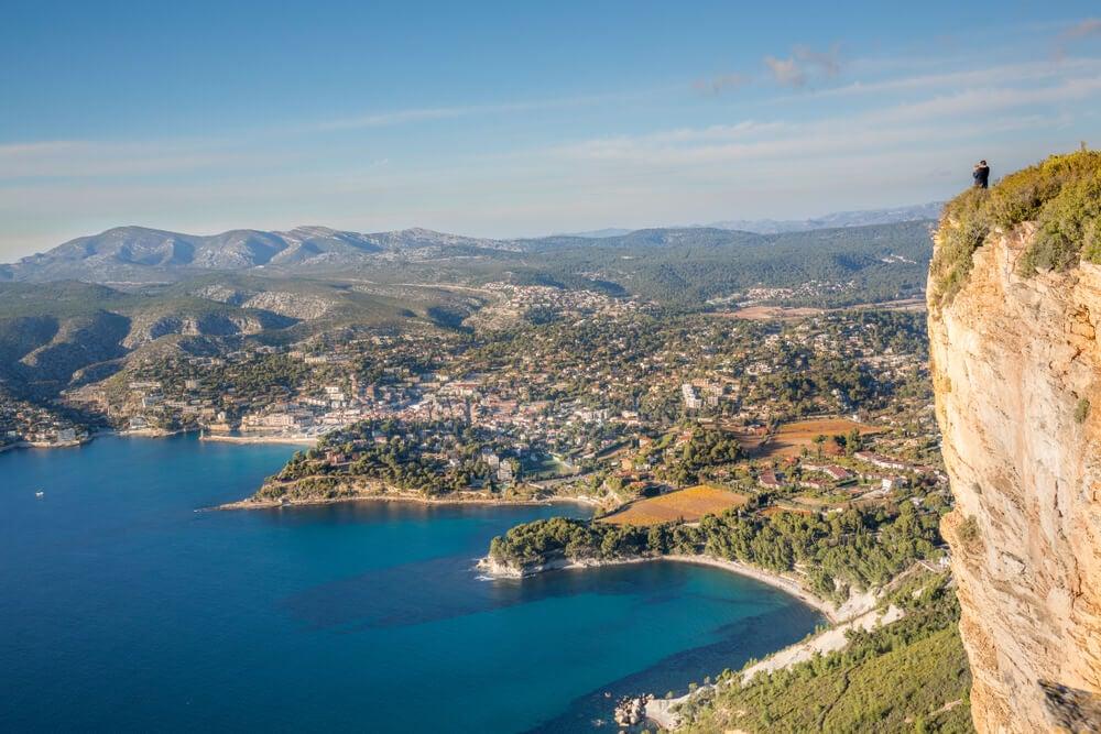 Vista desde la ruta de las Cretes