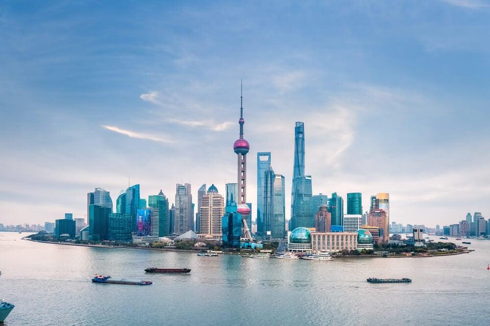Vista de Shangahi, una de las ciudades más pobladas de China
