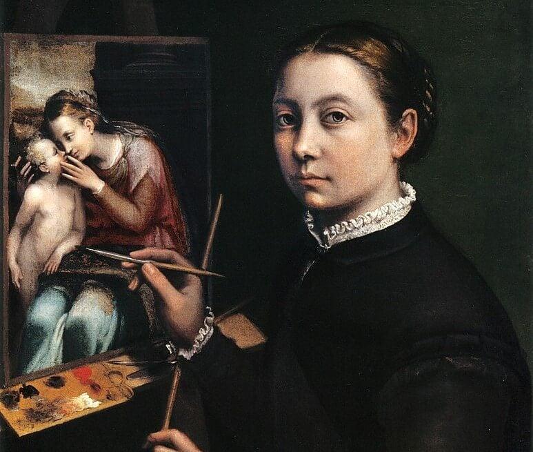 Mujeres artistas en el Museo del Prado