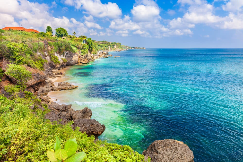 Qué ver en la península de Bukit en Bali