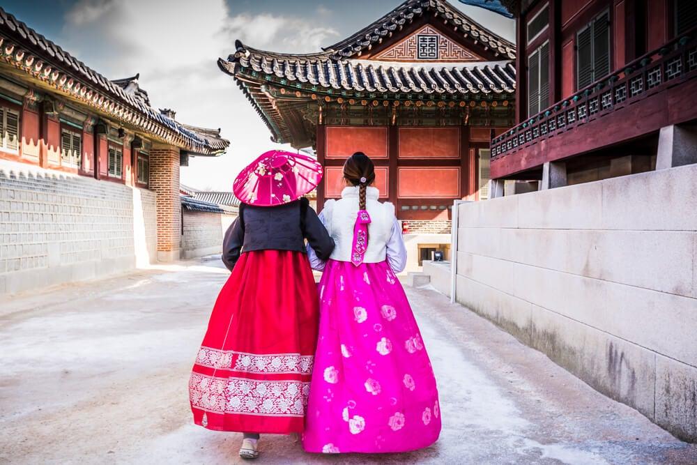 Los valores familiares en Corea del Sur y del Norte