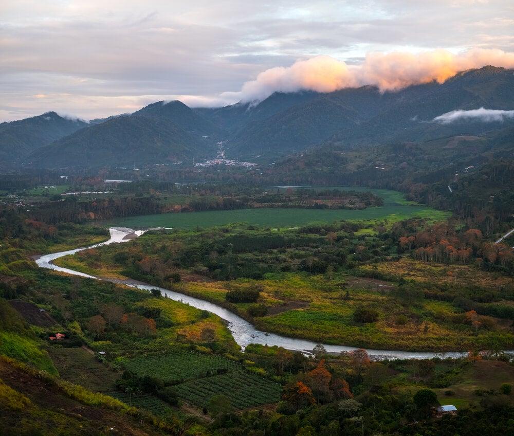 Valle de Orosi