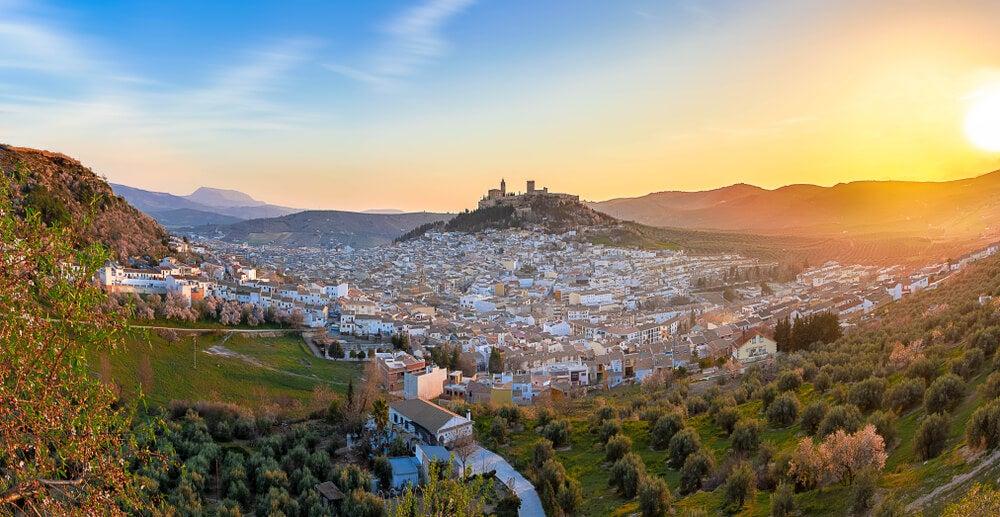 Visitamos Alcalá la Real, un hermoso pueblo de Jaén