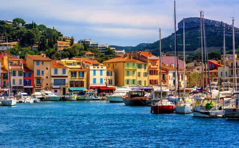 Cassis, un bonito pueblo costero de Francia