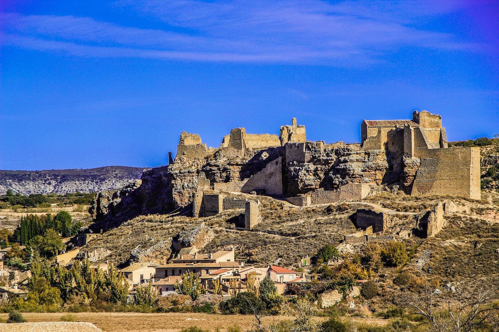 Los castillos de la Orden de Calatrava en España