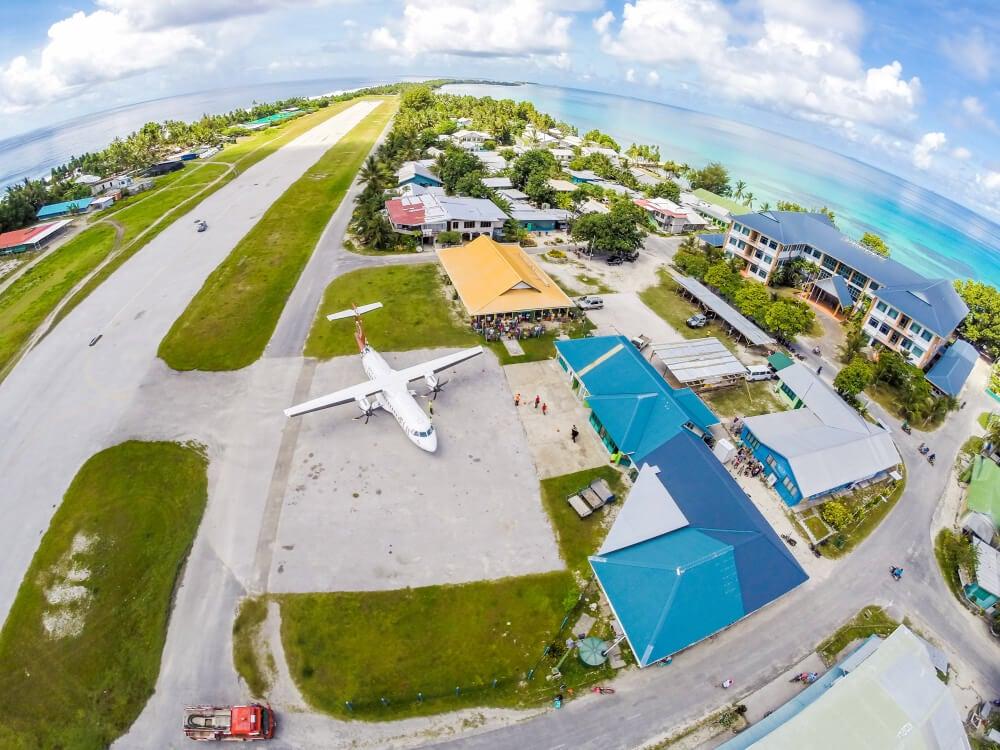 Aeropuerto Internacional de Tuvalu