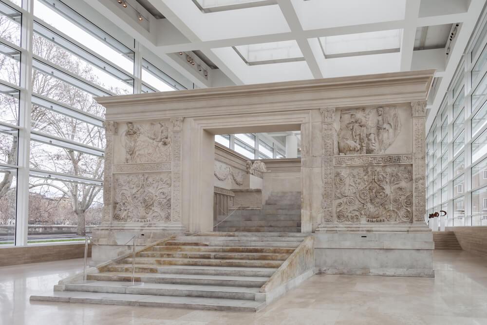 Ara Pacis, uno de los tesoros menos conocidos de Roma