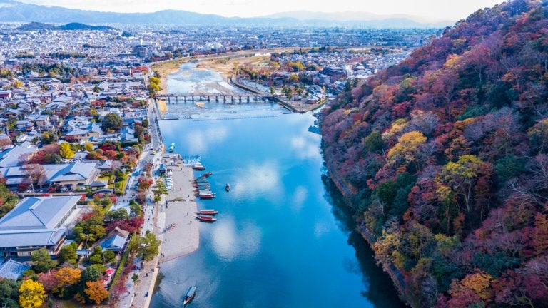 Un paseo por el distrito de Arashiyama. ¿Qué ver?