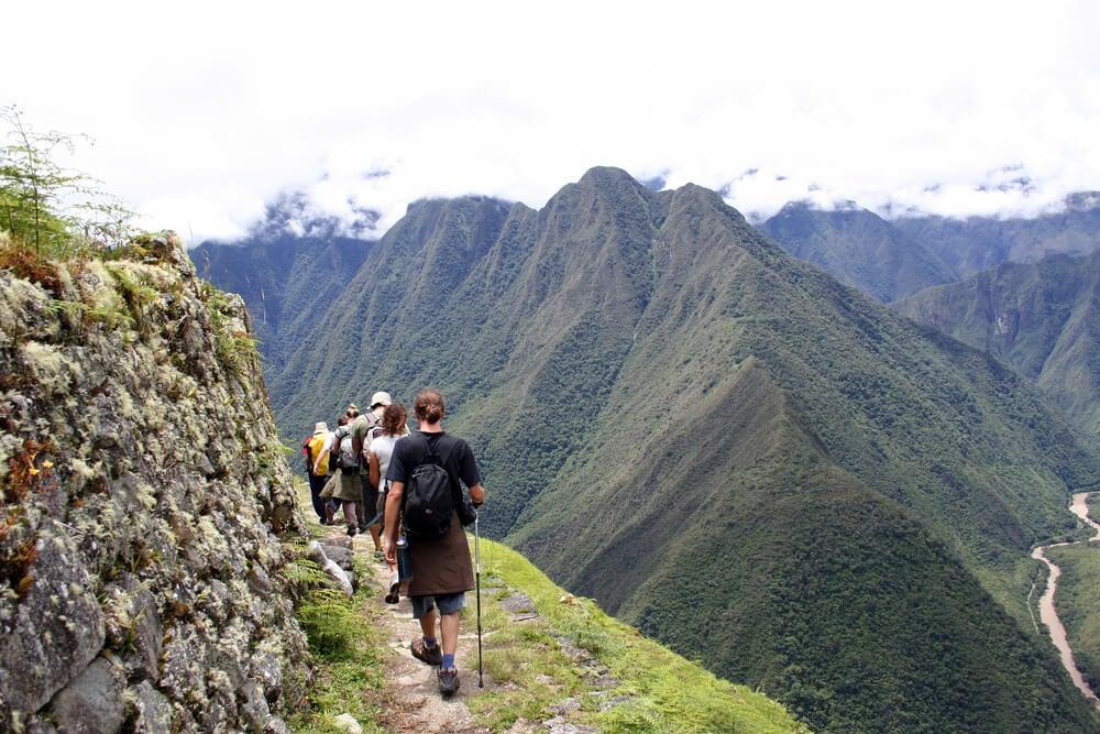 Camino Inca en el Valle Sagrado