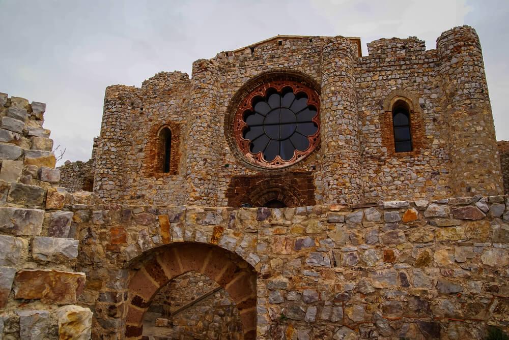 Iglesia de la fortaleza