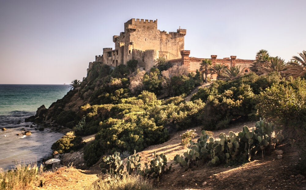 Castillo de Falconara