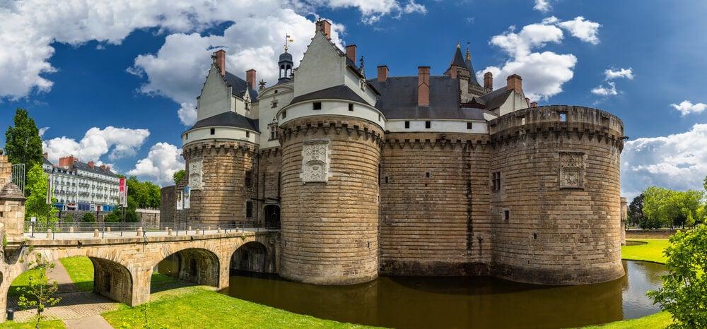 El castillo de Nantes: un viaje a la Edad Media