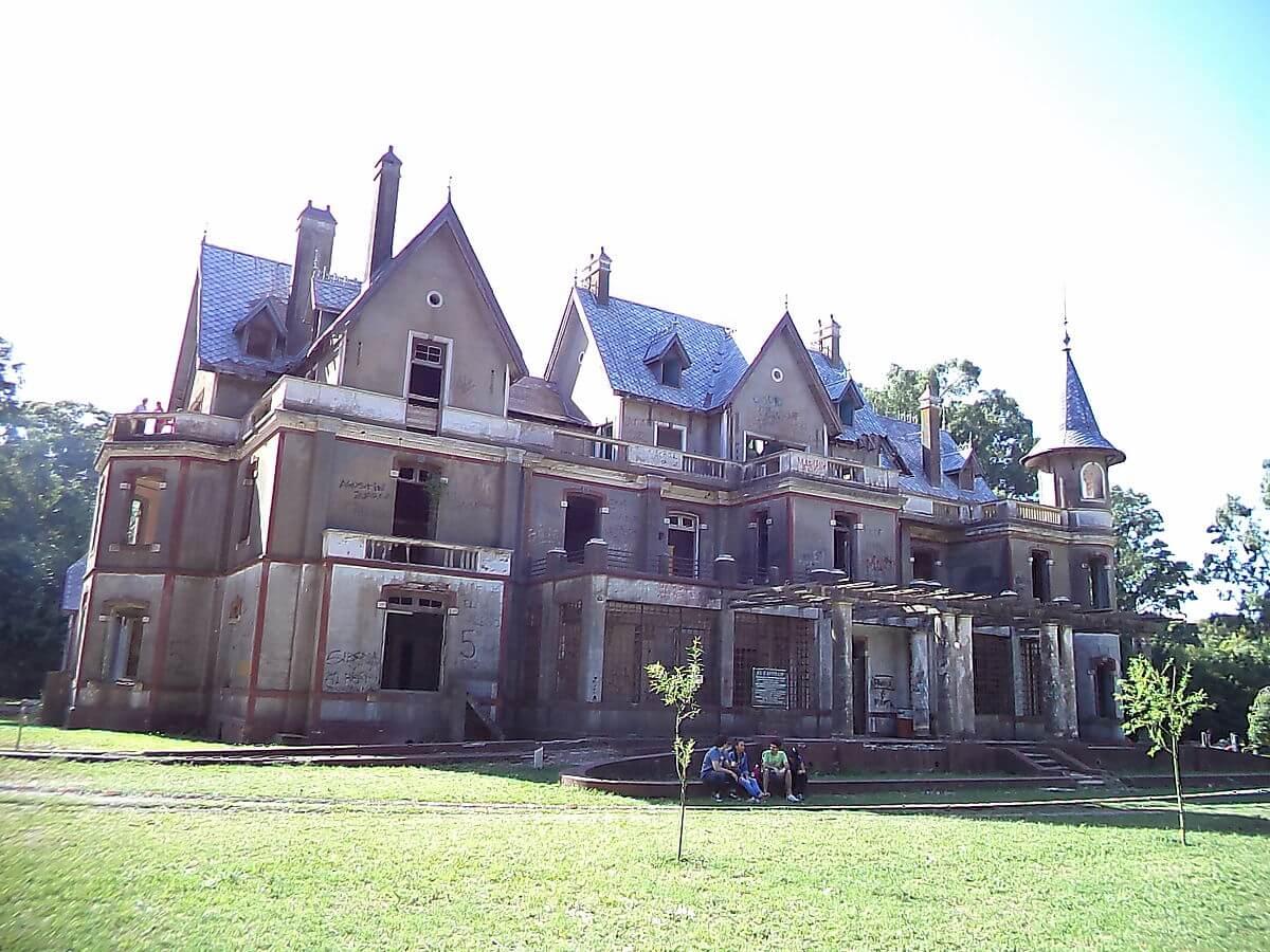Palacio de Egaña