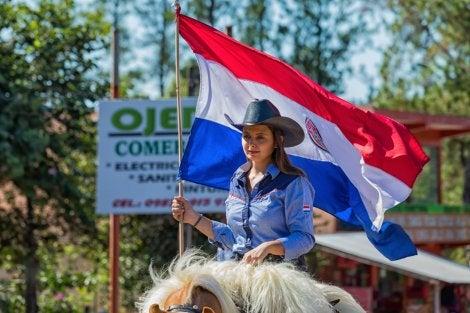 Día de la celebración de la independencia de Paraguay