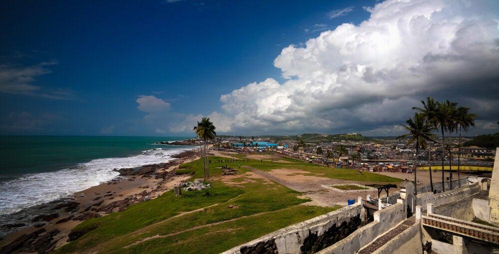 Costa de Ghana