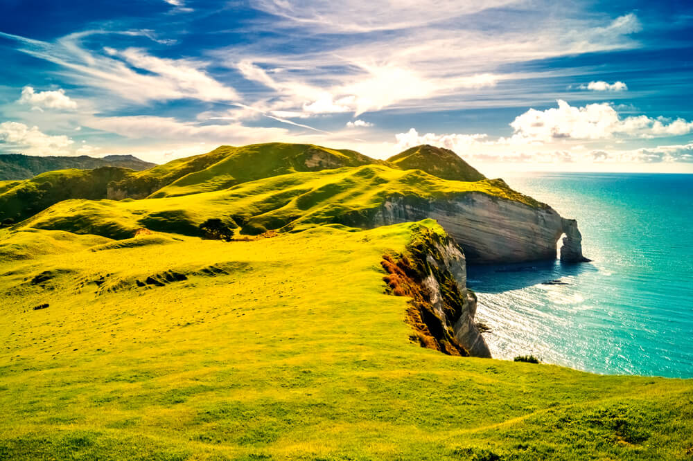 Costa de Irlanda