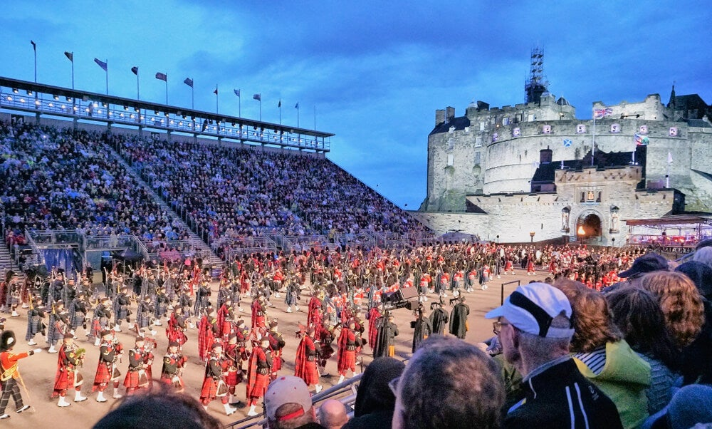 Festivales de Edimburgo, descubre su agenda