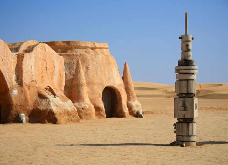 Los escenarios de 'Star Wars' en Túnez