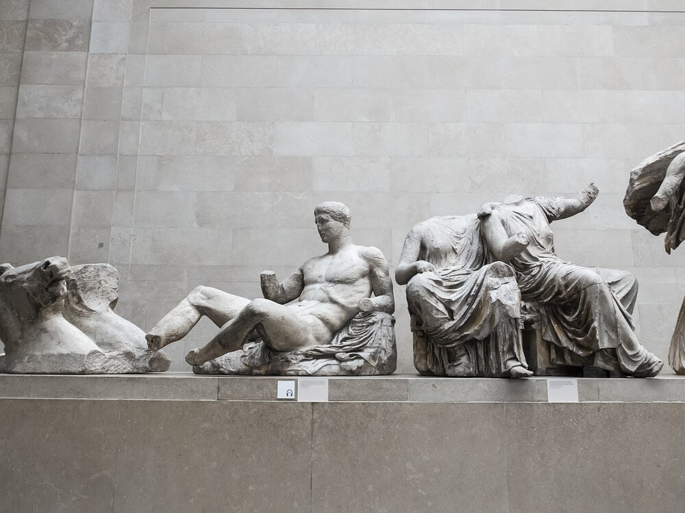 Frisos del Partenón, un botín de guerra