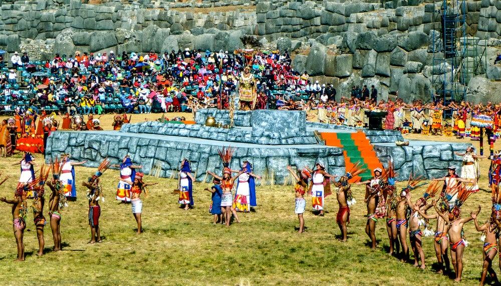 Celebración del Inti Rayymi