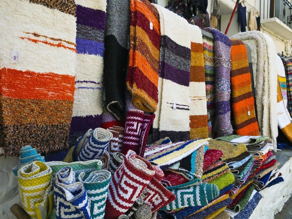 Tejidos tradicionales y jarapas de la Alpujarra