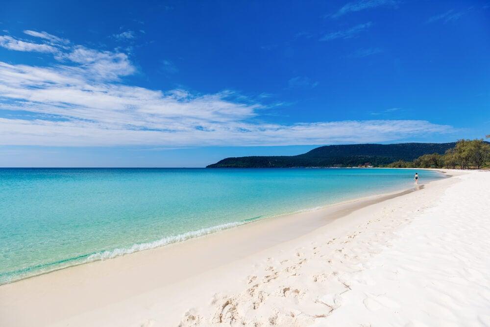 Playa en Koh Rong