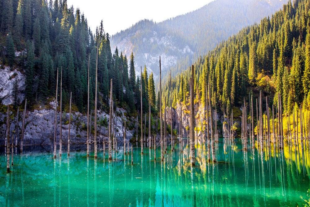 Lago Kaindy