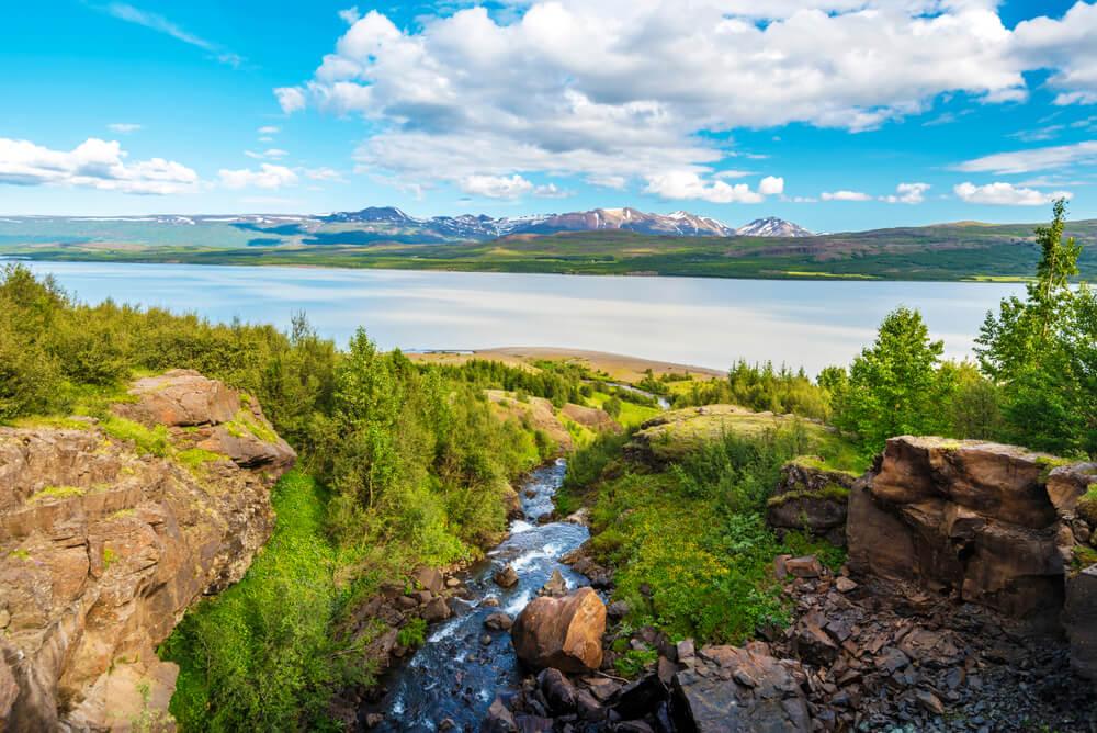 Lago Lagarfljot