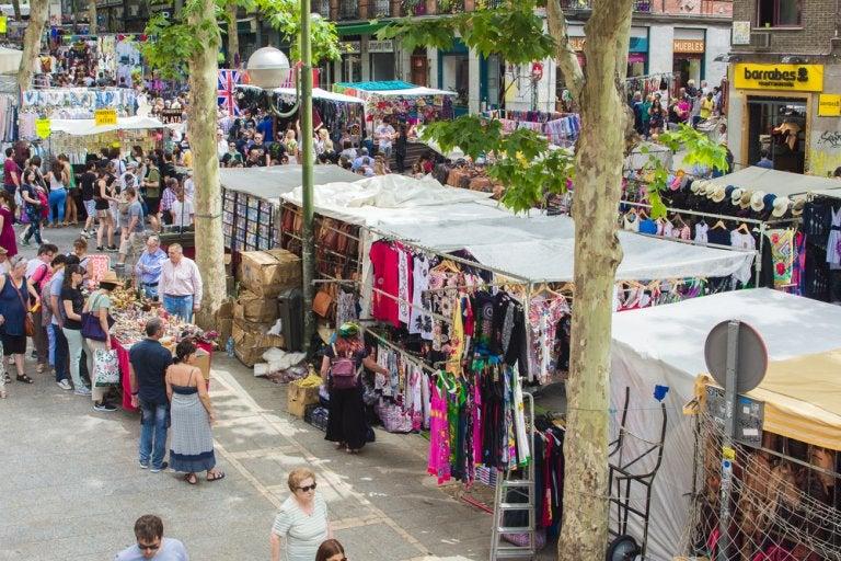 Los mercadillos en España: un plan muy entretenido
