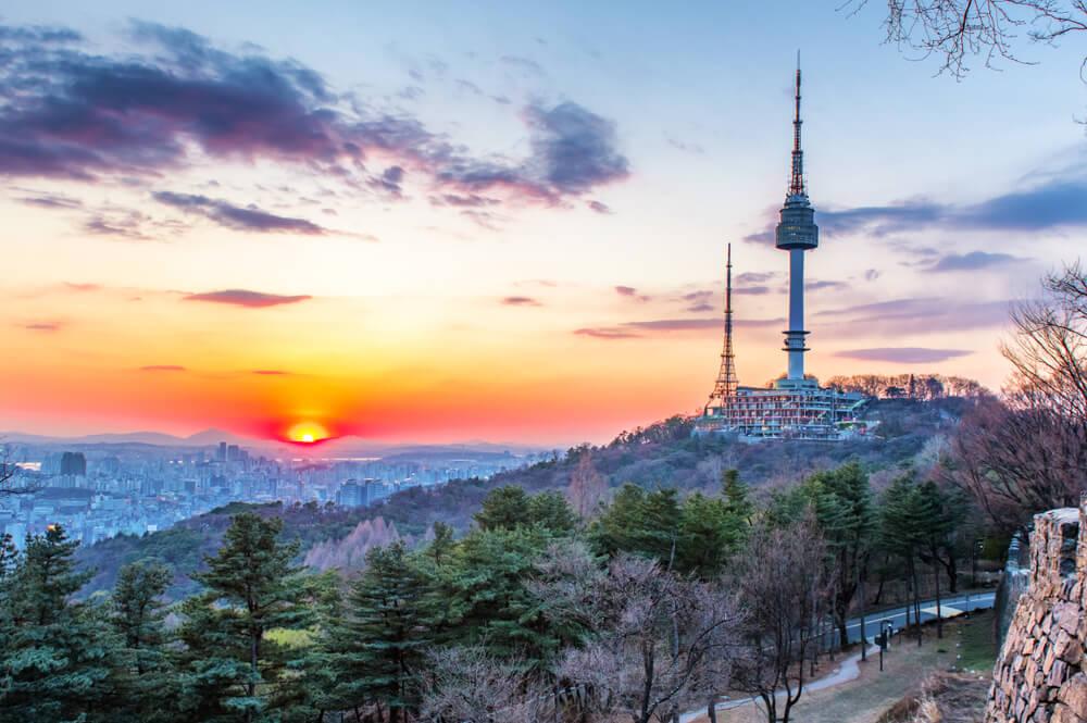 Un paseo por la montaña Namsan: las mejores vistas de Seúl