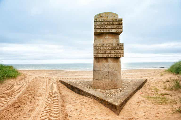 Lugares para la memoria en Normandía