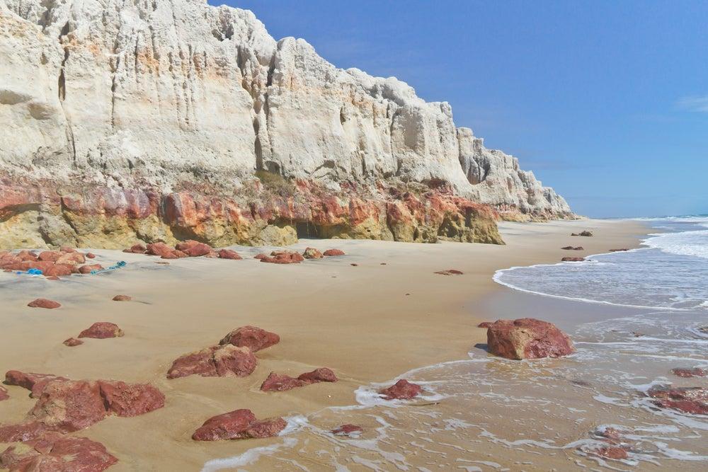 Playa de Morro Branco