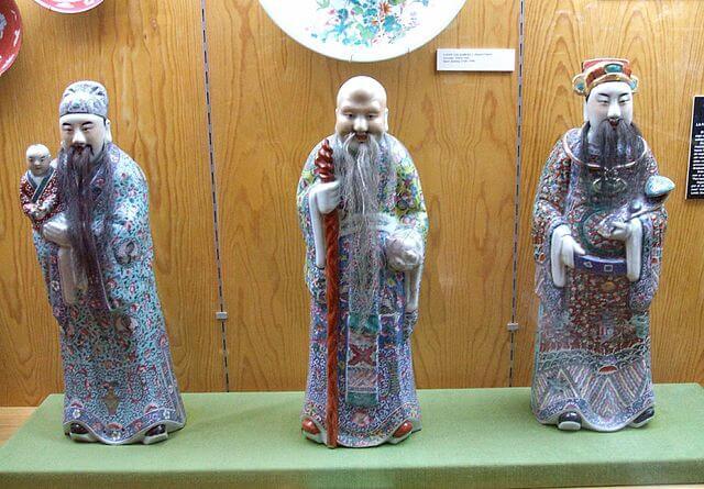Piezas del Museo Oriental de Valladolid