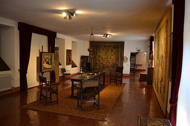 Sala del Museo de Valladolid
