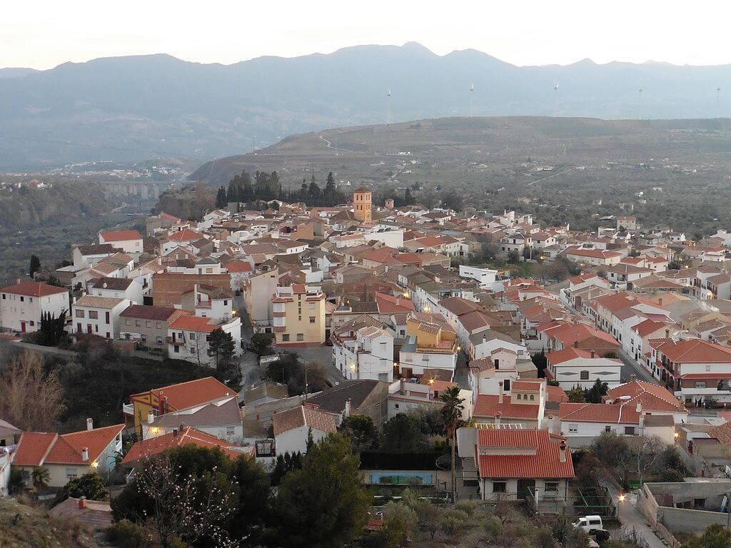 Una escapada a Nigüelas, un pequeño pueblo de Granada