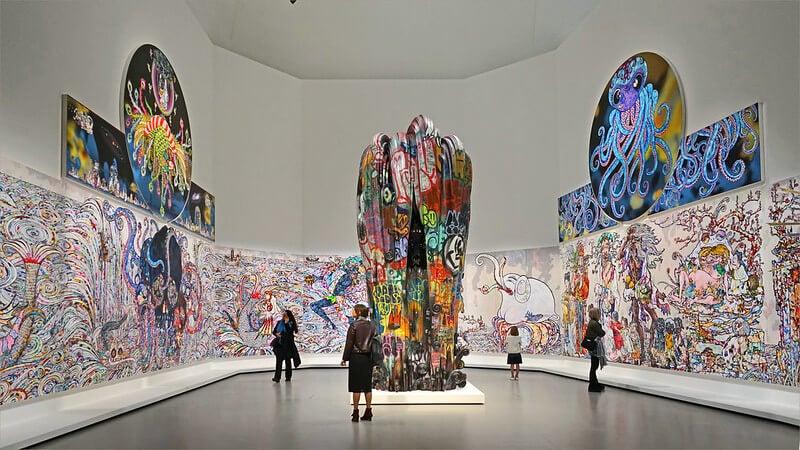 7 artistas contemporáneos japoneses que debes conocer