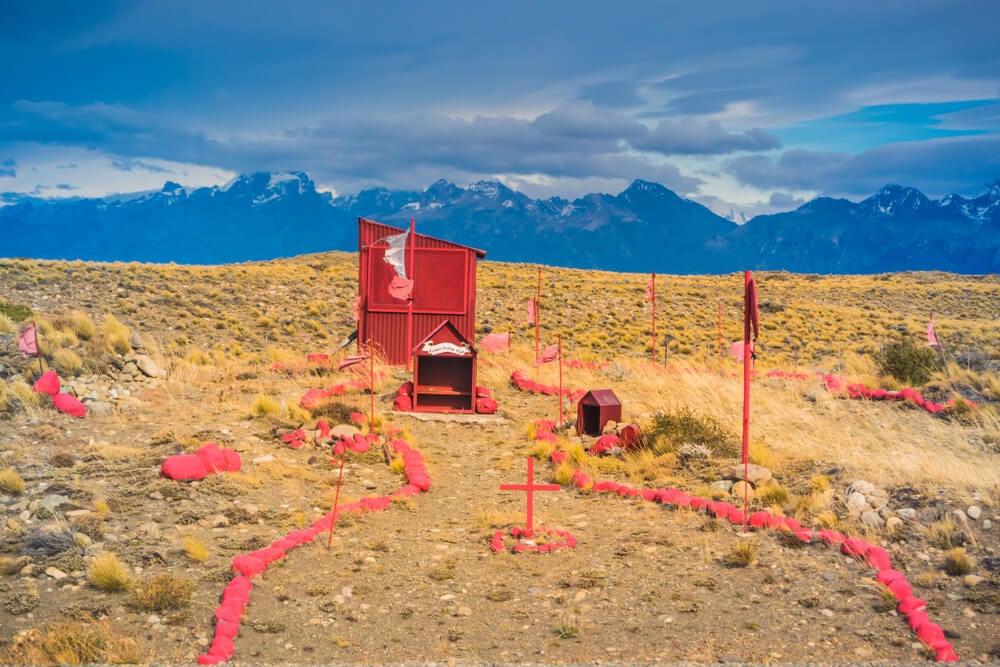 Oratorio en la Patagonia