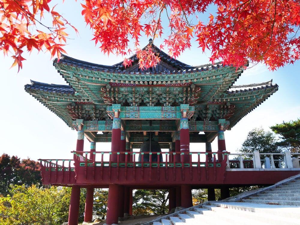 Gyeongju, una de las ciudades más increíbles de Corea