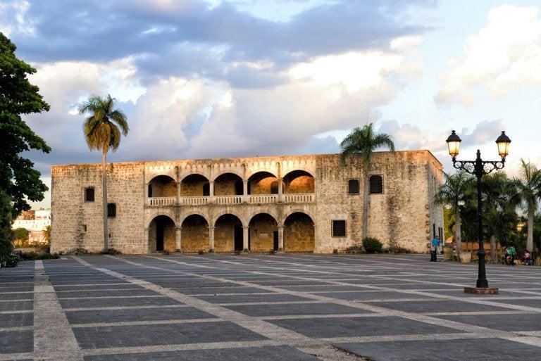 El palacio virreinal de Diego Colón en Santo Domingo