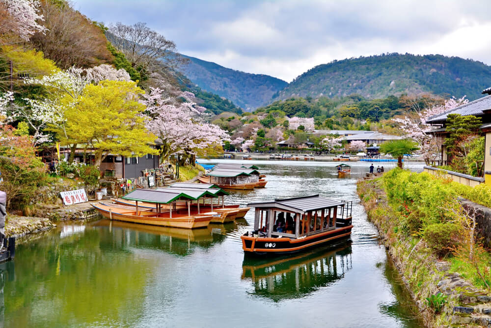 Parque de Arashiyama