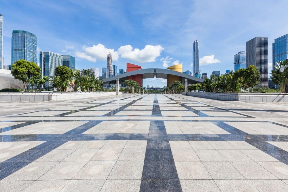 Parque en Shenzhen