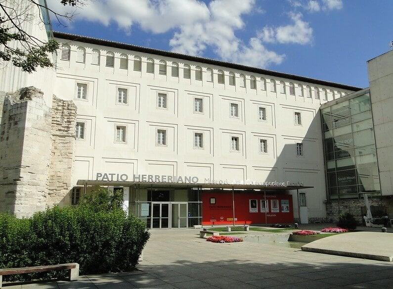 Museo PAtio Herreriano, uno de los museos de Valladolid