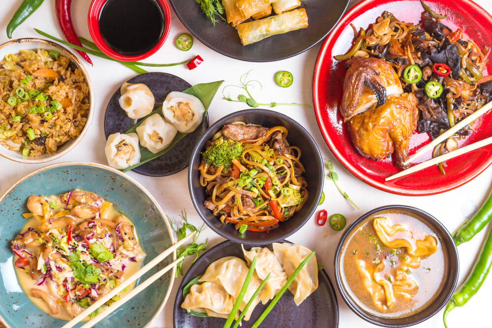 Un recorrido por la gastronomía china, la cocina milenaria