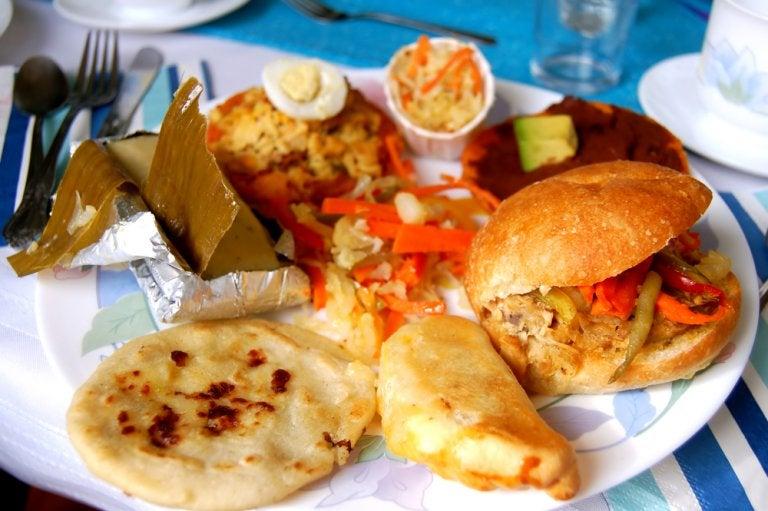 La desconocida gastronomía salvadoreña