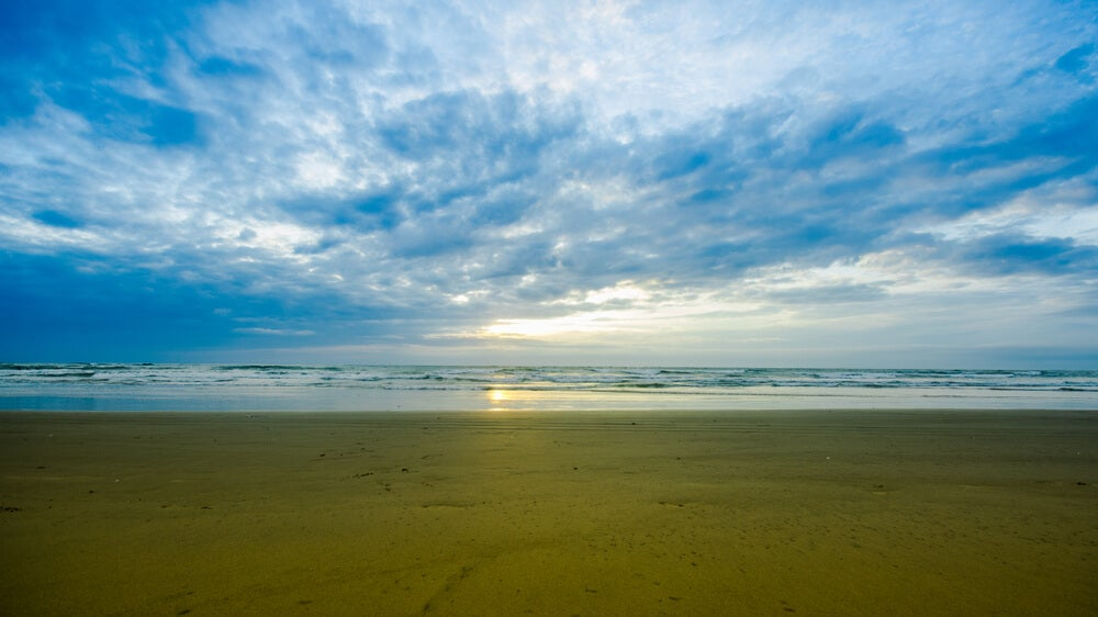 Playa en Manabi