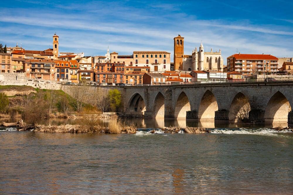Puente de Tordesillas