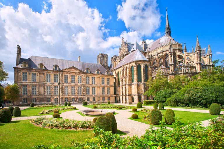 Historia de Reims, la ciudad de reyes en Francia