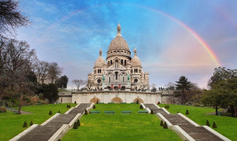 Visitamos la Basílica del Sagrado Corazón de París