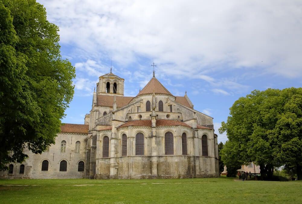 Iglesia de Santa María Magdalena en Vezelay